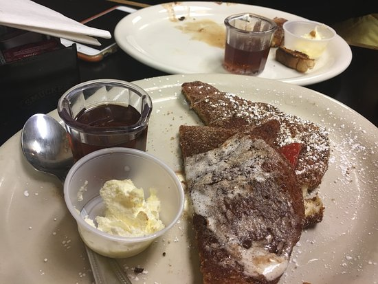 Sahuaro Cafe: Churro French Toast