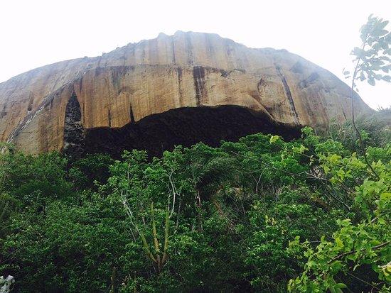 Araruna, PB: Pedra da Boca - PB