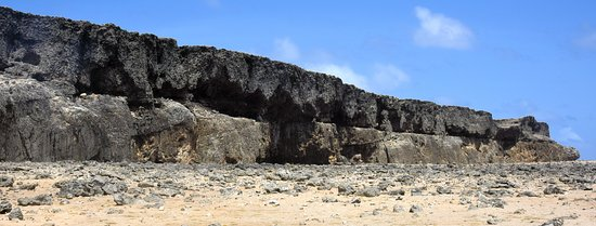 Washington-Slagbaai National Park, Bonaire: Seru Grandi in its full power and charism