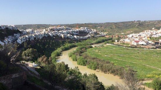 Монторо, Испания: Vistas desde el Hotel
