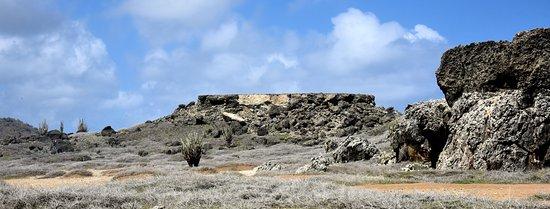 Washington-Slagbaai National Park, Bonaire: Seru Grandi in its full power and charism