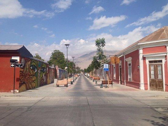 Hostal Valle Hermoso ภาพถ่าย