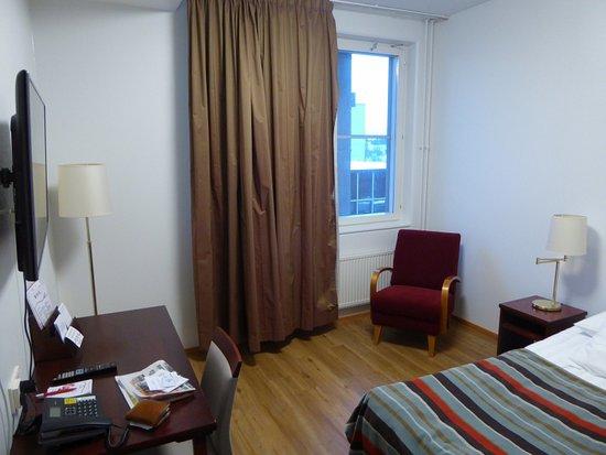 Kajaani, فنلندا: Single room