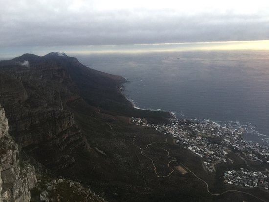 Table Mountain Walks: Our hike up Table mountain
