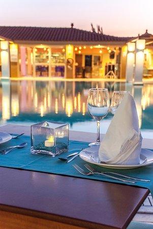 Lavris Hotel Bungalows : A  LA  CARTE RESTAURANT