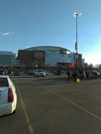Photo of Tourist Attraction Wells Fargo Center at 3601 S Broad St, Philadelphia, PA 19148, United States