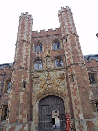 Queens' College: ArghyaKolkata Queen's College, Cambridge-2