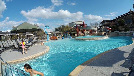 Lakeway, TX: The kids pool