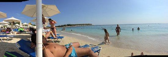 Alimos, Grecia: tranquilidad en las reposeras