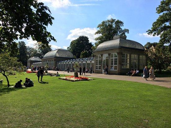 Photo of Botanical Garden The Botanical Gardens at Clarkehouse Road, Sheffield S10 2LN, United Kingdom