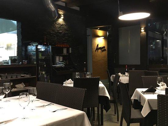 Restaurant og køkken - Picture of Angus Torrequebrada, Benalmadena ...