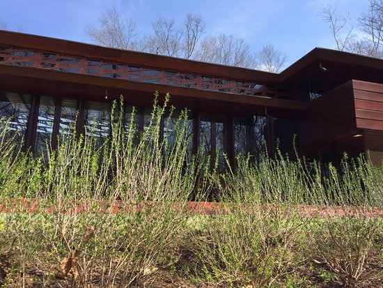 Photo of Art Museum Crystal Bridges Museum of American Art at 600 Museum Way, Bentonville, AR 72712, United States