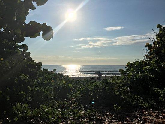 Melbourne Beach, FL: Great View