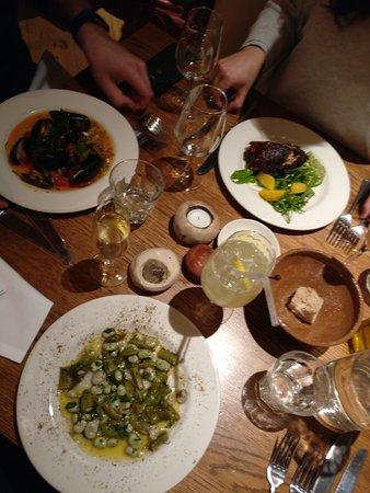 Moro Restaurant: starters