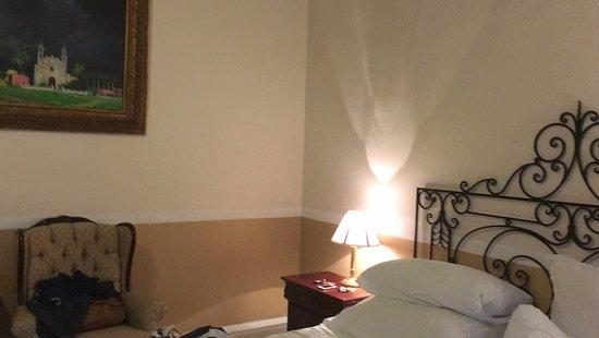 Hotel Casa Lucia: muy bien mantenidas y colonial