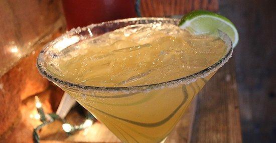 Haltom City, TX: Rodeo Rita. Amhar Plata Tequila, Grand Marnier, OJ & lime