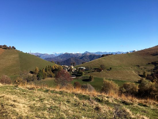 Dongo, Italia: Hamlet of Orimento a pearl in the beauty of Valle Intelvi