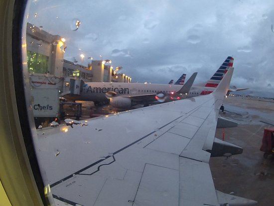 Window Seat Picture Of American Airlines Tripadvisor