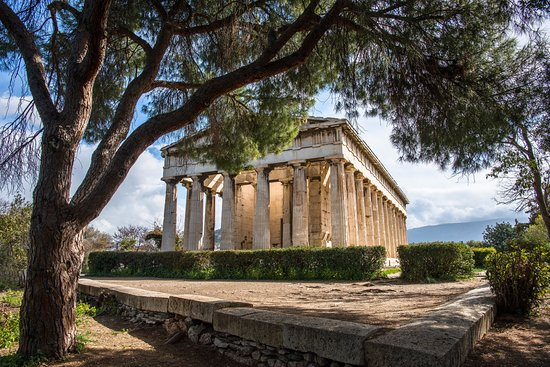 Photo of Monument / Landmark Temple of Hephaestus at Adριανού 24, Athens 105 55, Greece