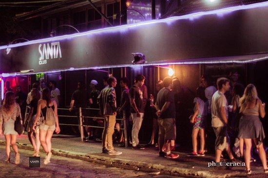 Santa Club Lounge