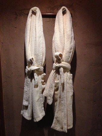 Hotel Cumbres San Pedro de Atacama: Roupões