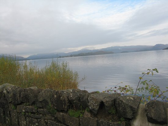 Balloch, UK: Loch Lomond _October 2016