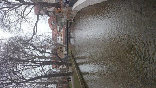 Merchant's Bridge : Krämerbrücke