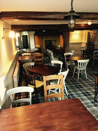 Draycott in the Clay, UK: Our new restaurant.