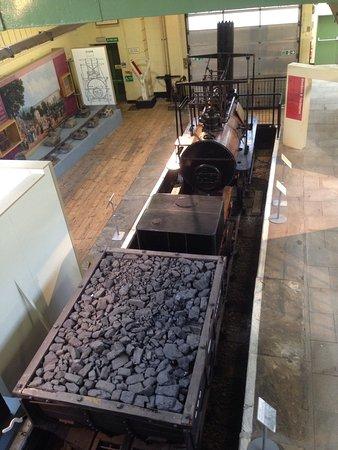Head of Steam - Darlington Railway Museum: Locomotion from the bridge