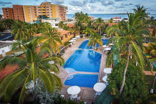 Chichiriviche, Venezuela: Nuestras 3 piscinas