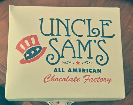Schenectady, Nowy Jork: Uncle Sam's All American Chocolate Factory