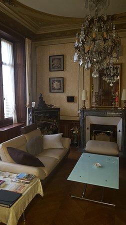 Villa Primerose: Lounge