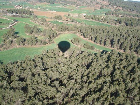 Provincia de Barcelona, España: Tranquilidad en el aire