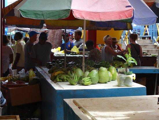 Victoria, Seychelles: Marché