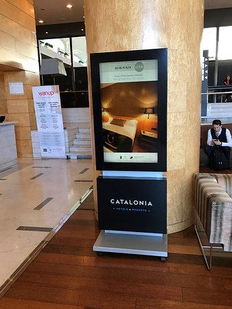 바르셀로나 프라자 호텔 사진