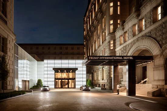 Trump international hotel washington d c updated 2018 for Boutique hotel washington dc