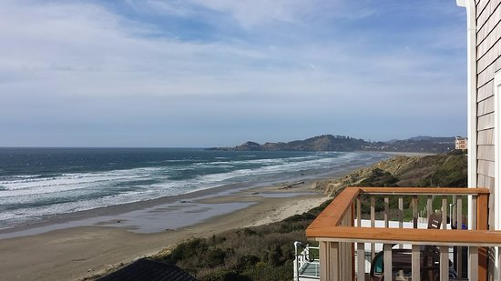 Inn at Nye Beach: View from Room 328