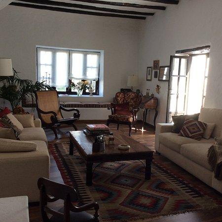 Guime, إسبانيا: Living room