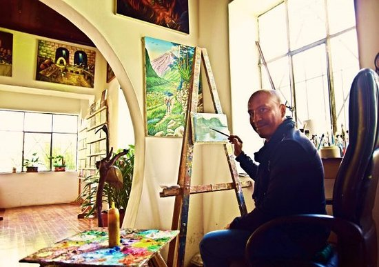 Barahona Galería de Arte - Hospedaje