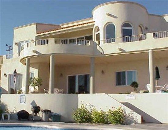 Casa La Vida: Terraces