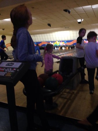 ten pin bowling burnley