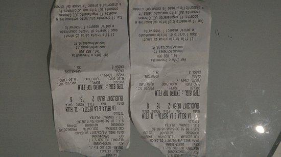 Misterbianco, Italie : biglietti