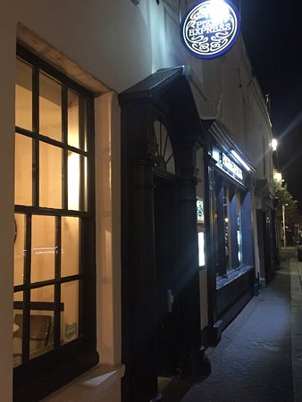 Photo2jpg Picture Of Pizza Express Christchurch