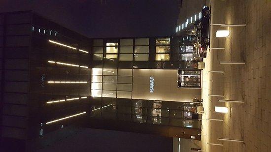 Hyatt Regency Dusseldorf: Hyatt Regency Düsseldorf-Hafen