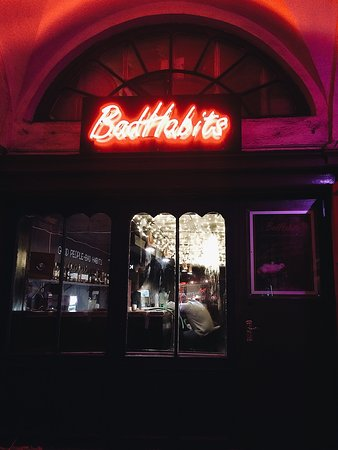 Bad Habits Bar