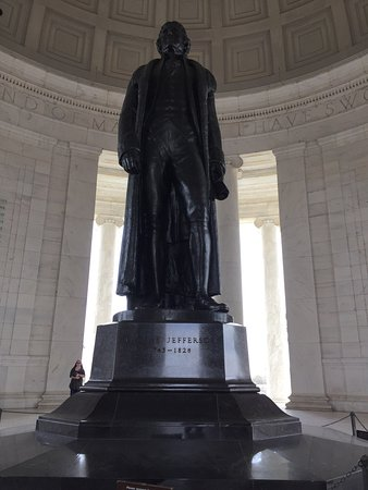 Photo of Monument / Landmark Jefferson Memorial at Street, Washington, DC 20242, United States
