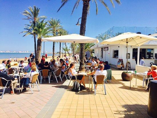 Mar de Cristal, Spain: Cafe Arena