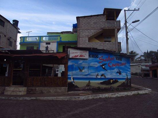 Puerto Baquerizo Moreno, Ecuador: Exterior