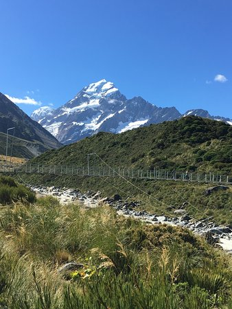 Mt. Cook Village Photo