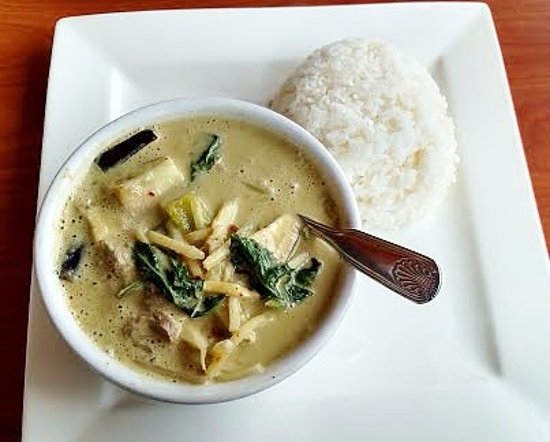 Forest Grove, OR: Green Curry
